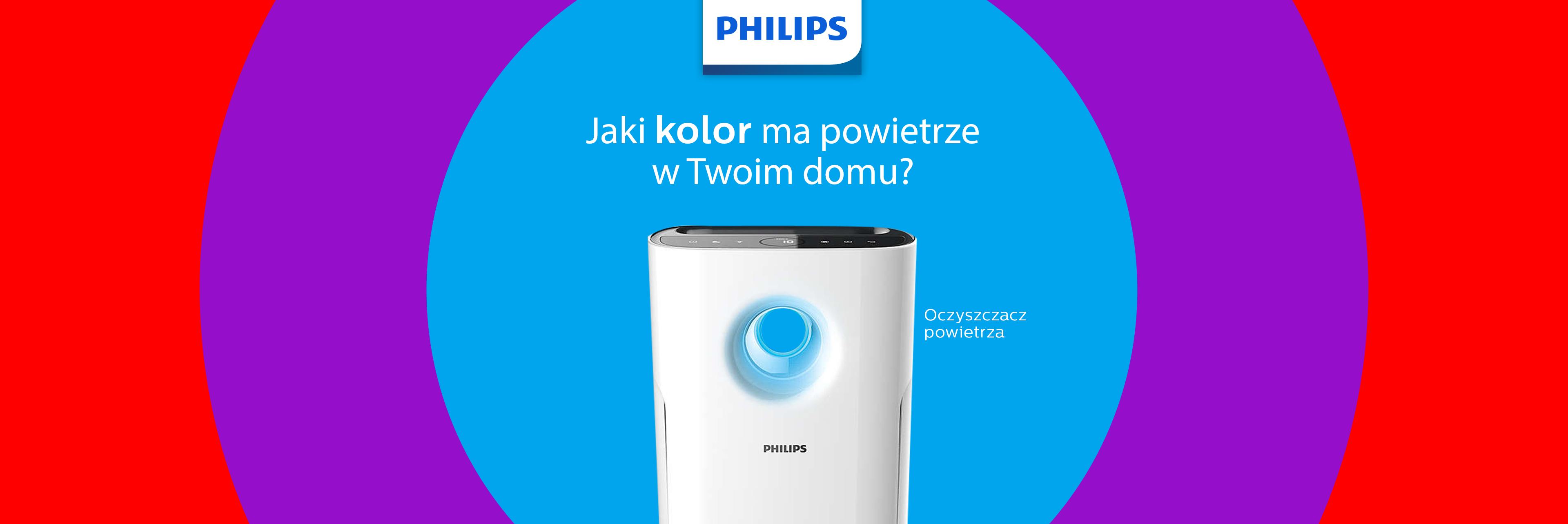 Wygraj oczyszczacz powietrza Philips z Chillizet