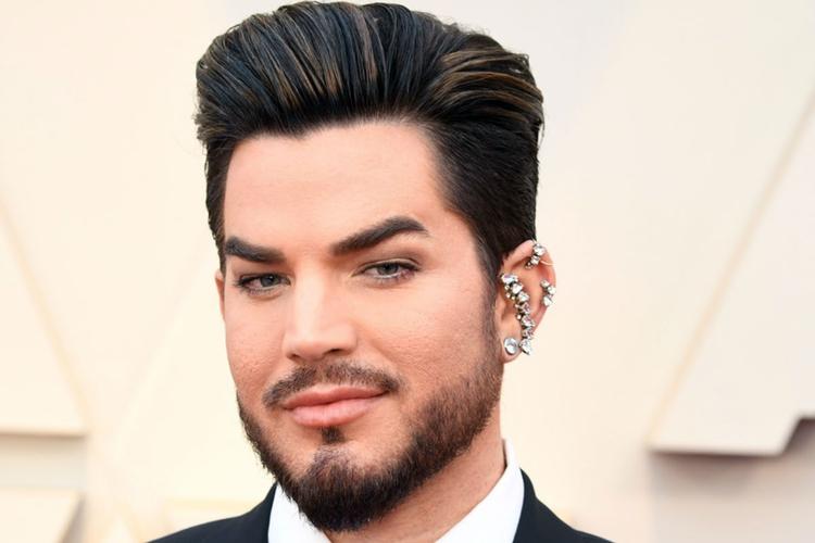 Adam Lambert pokazał partnera