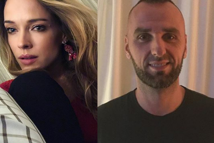 Alicja Bachleda-Curuś i Marcin Gortat