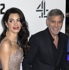 Amal Clooney jest w drugiej ciąży?
