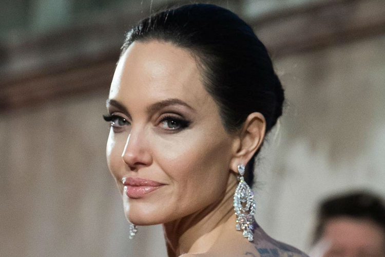 Aktorka Angelina Jolie