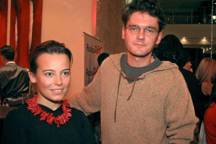 Anna Mucha i Kuba Wojewódzki