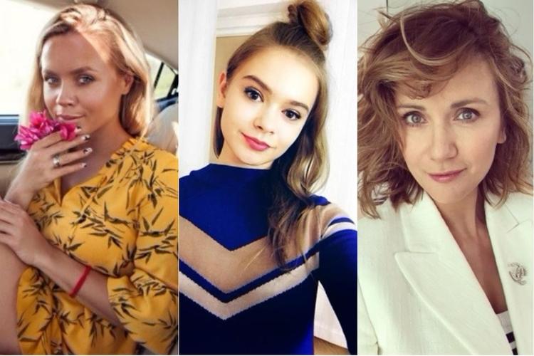 Julia Wróblewska, Ilona Ostrowska, Anna Skura