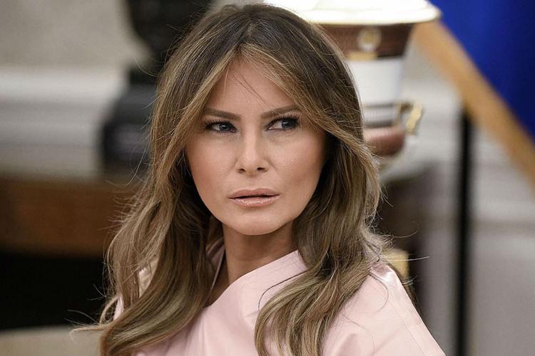 Melania Trump nie będzie w Vogue