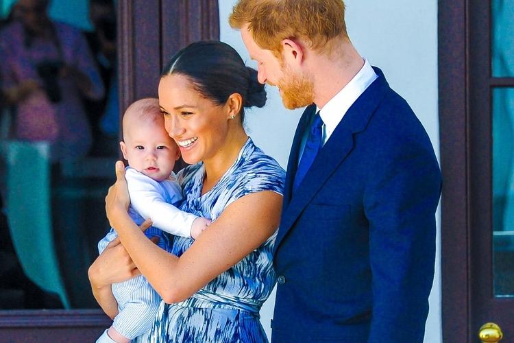Książę Archie na Kinderbalu zaskoczył wszystkich