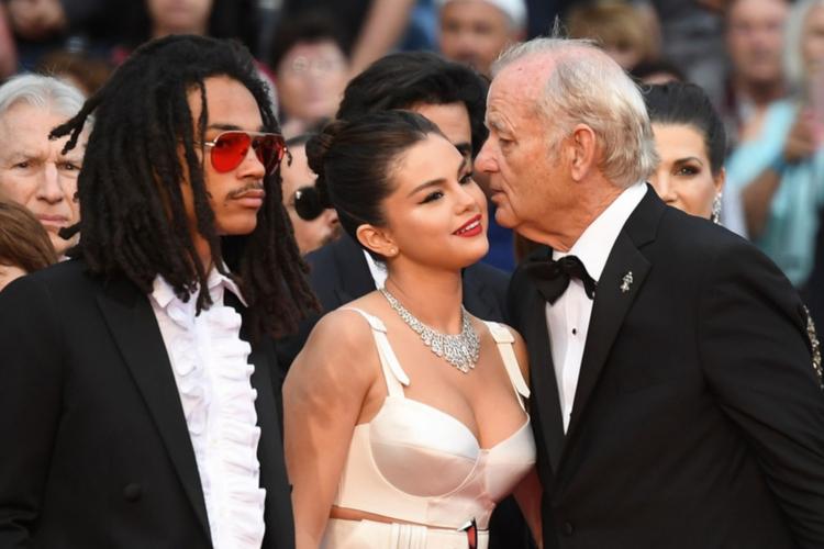 Selena Gomez i Bill Murray