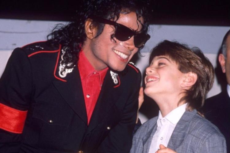 Michael Jackson i James Safechuck