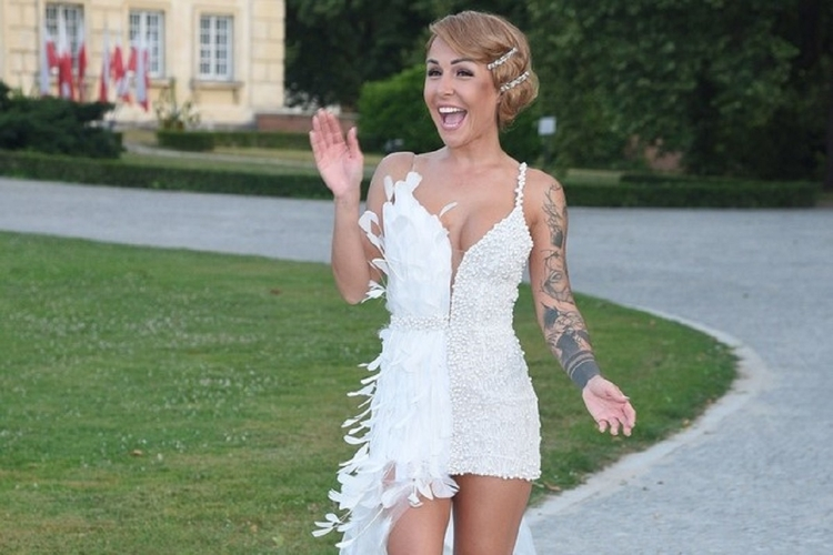 Blanka Lipińska jednak nie wzięła ślubu.