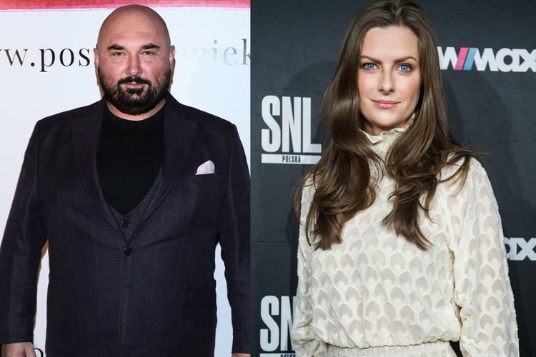 Patryk Vega i Laura Breszka
