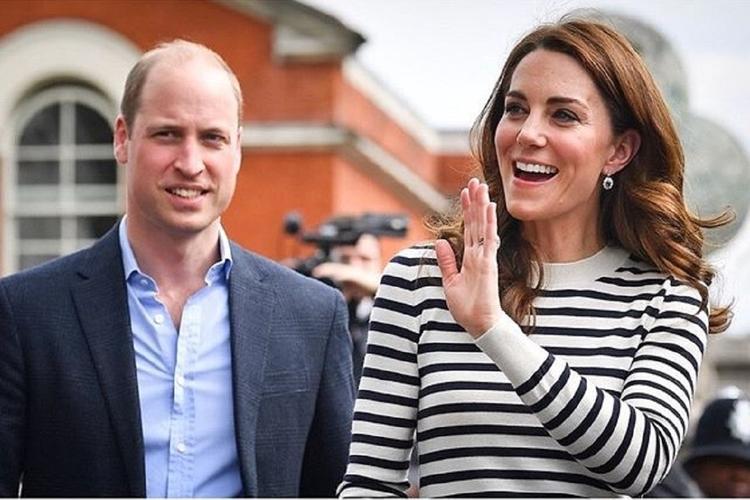 Księżna Katw i książę William