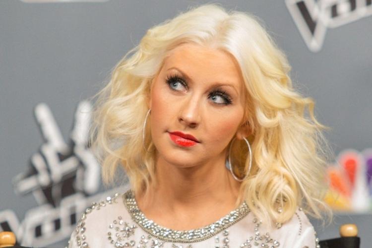 Christina Aguilera zmieniła się.