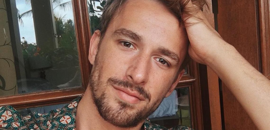 Tommy Views - przystojny student medycyny z Magdeburga