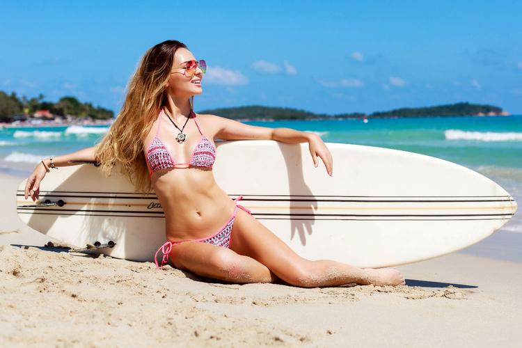 rakotwórcze bikini