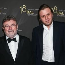 Edward Miszczak i Piotr Woźniak-Starak