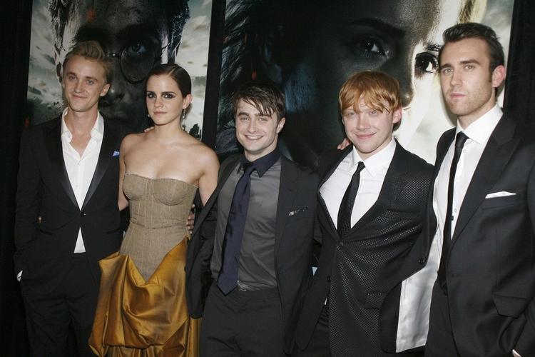 Emma Watson i Tom Felton