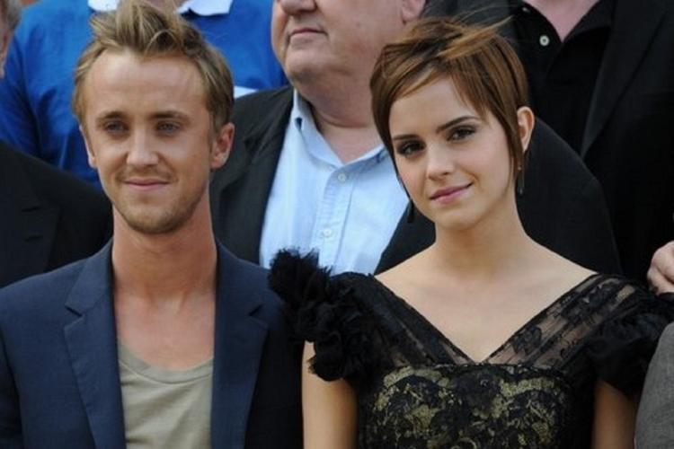 Emma Watson i Tom Felton są razem?