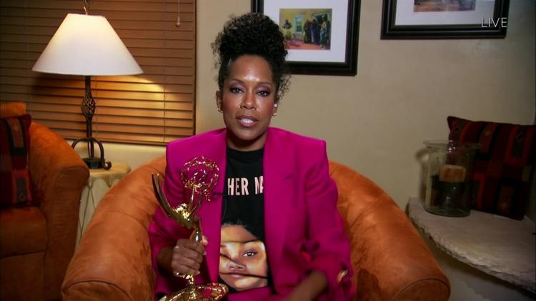 Emmy 2020 Regina King Regina King podczas Emmy 2020
