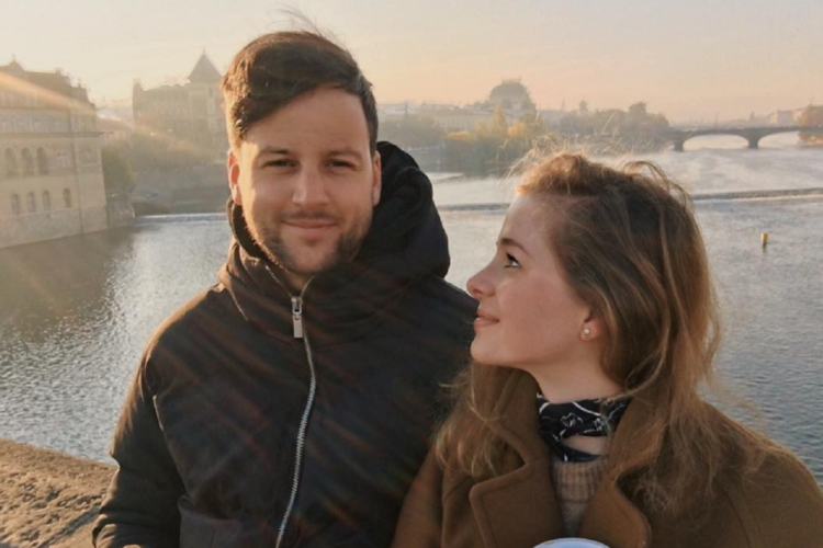 Erika Karkuszewska wzięła ślub