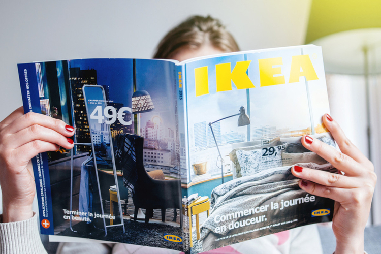 Katalog sklepu IKEA