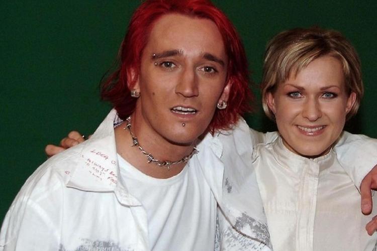 Michał Wiśniewski i Justyna Majkowska
