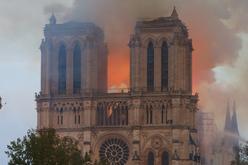 Pożar w katedrze Notre Dame
