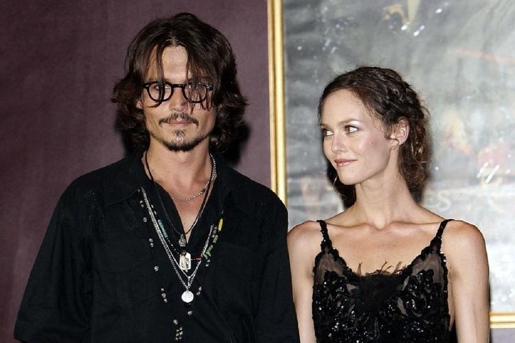 Vanessa Paradis i Johnny Depp
