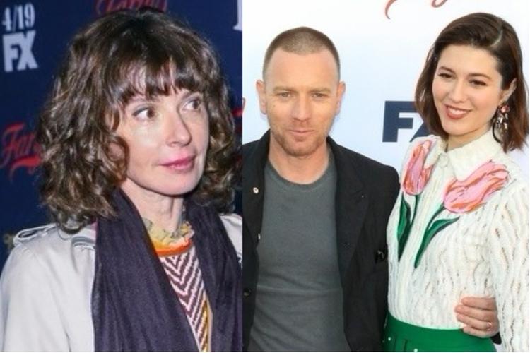 Eva Mavrakis, Ewan McGregor i Mary Elisabeth Winstead
