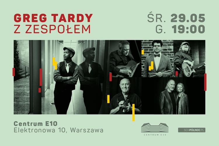 KONCERTY NA E10 na warszawskiej Białołęce