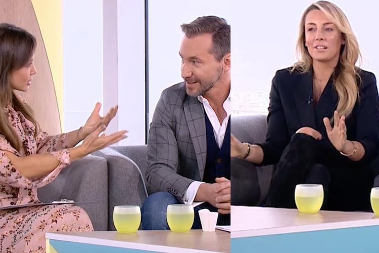 Kinga Rusin, Piotr Kraśko, Karolina Ferenstein-Kraśko