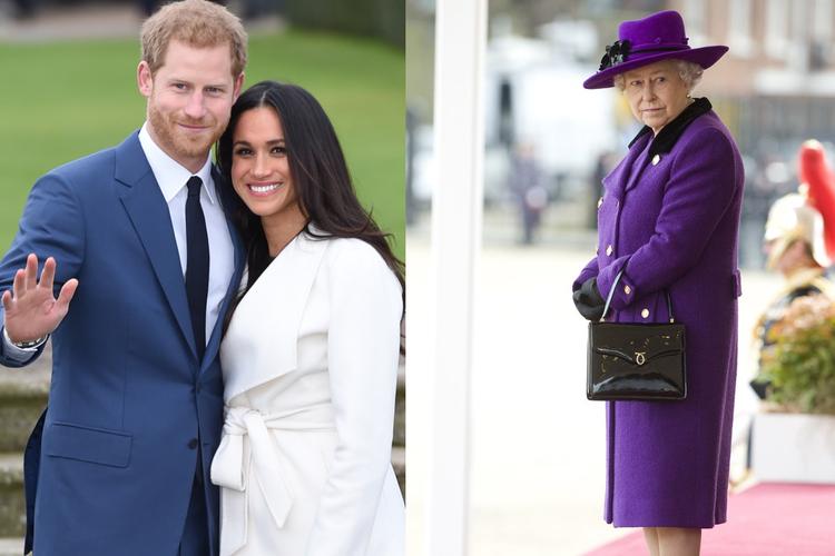 Królowa Elżbieta nie pojawi się na ślubie księcia Harry'ego i Meghan Markle?