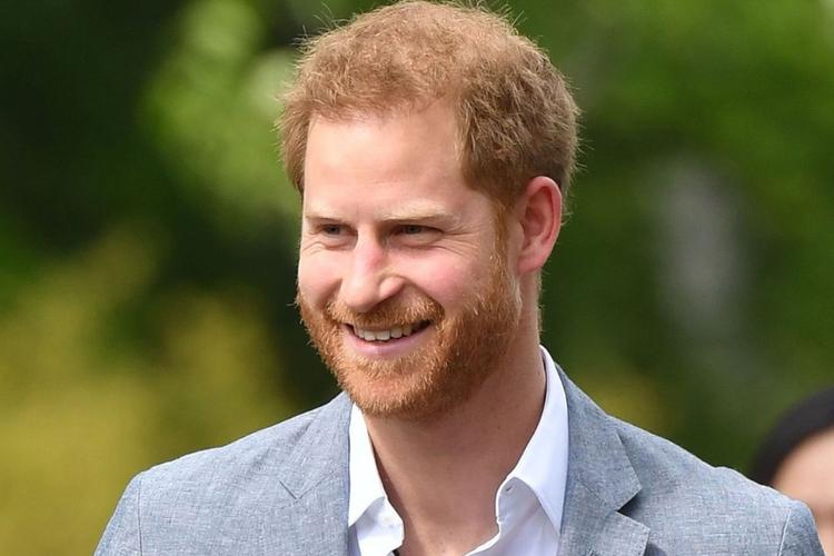 Książę Harry pokazał, że jest dumnym tatą! Meghan będzie ...