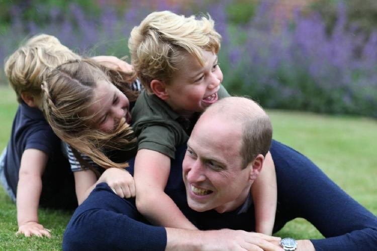 Dzieci księżnej Kate i księcia Williama