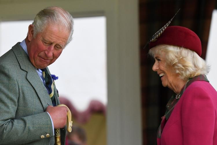 Księżna Camilla i Książę Karol
