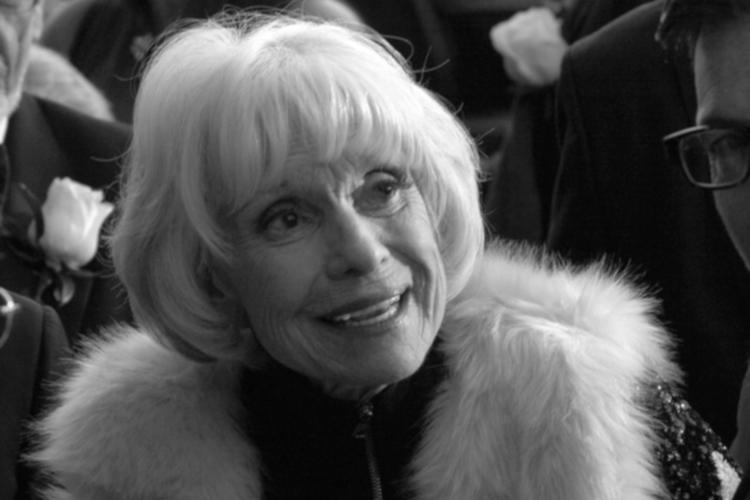 Carol Channing nie żyje