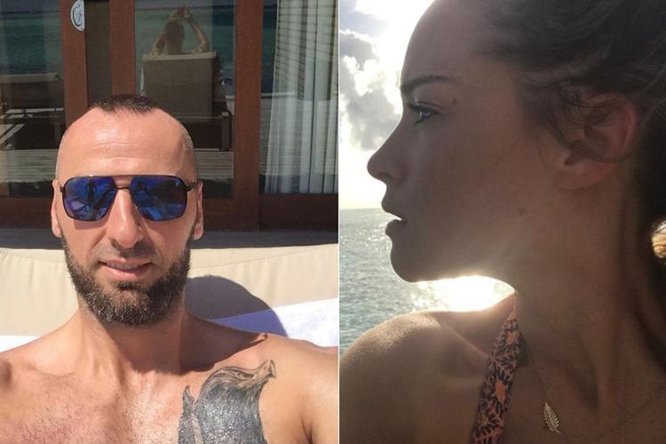 Marcin Gortat i Alicja Bachleda-Curuś