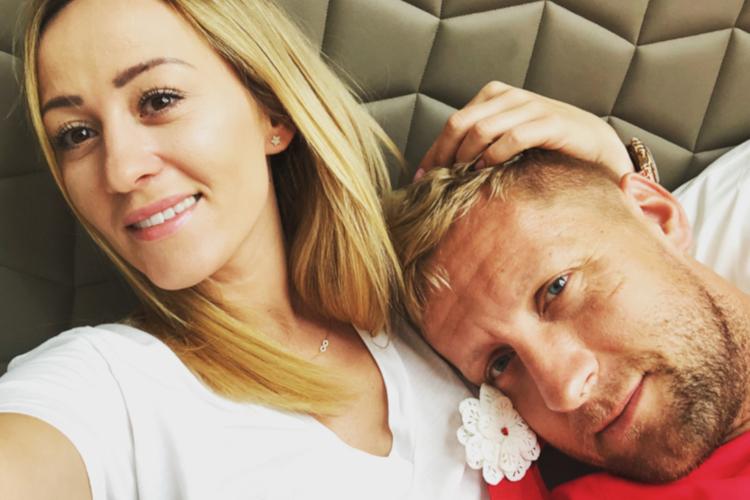 Marta i Kamil Glik