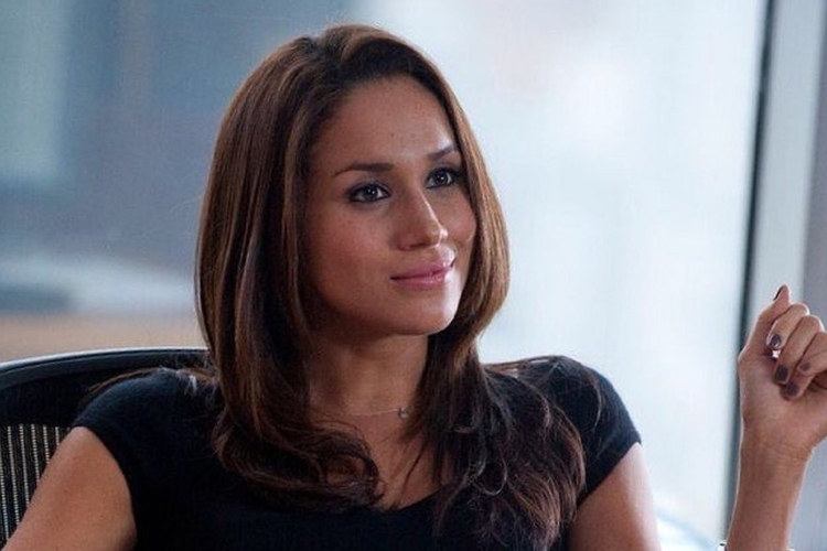 "Meghan Markle w serialu ""Suits"""