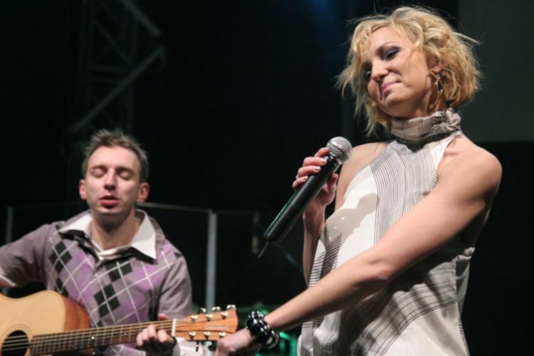 Anna Wyszoni i Adam Konkol