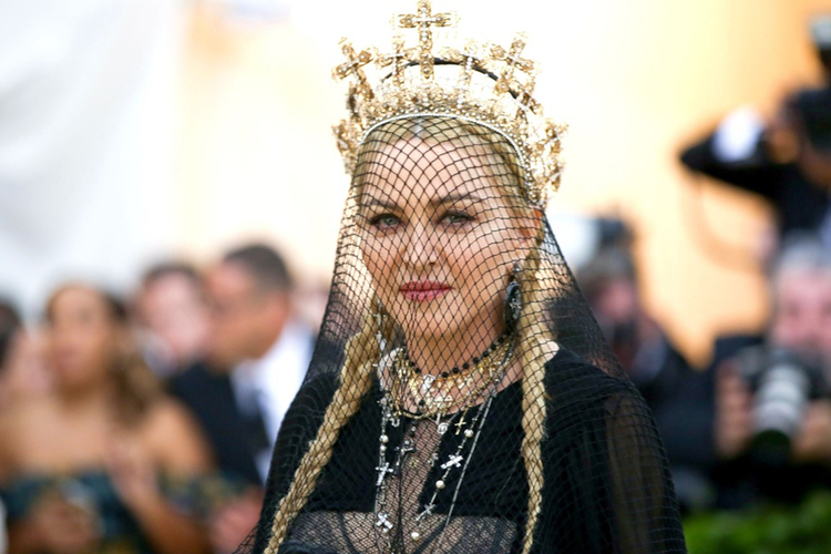 Madonna na MET Gala 2018