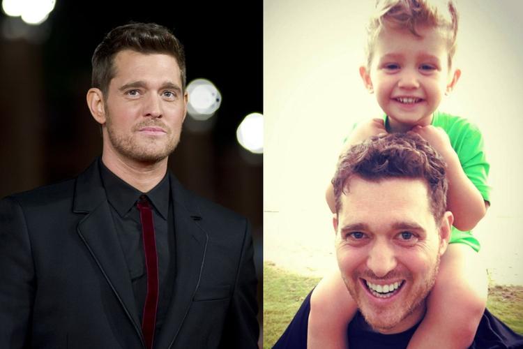 Michael Buble znów ojcem