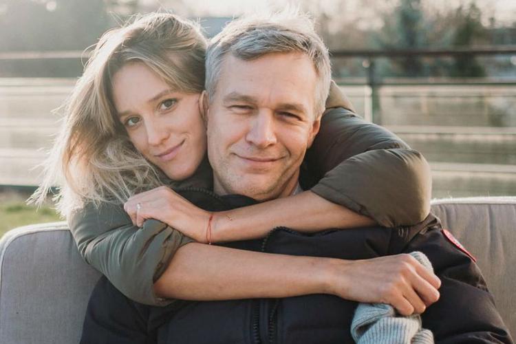 żebrowski michał i żona świętują rocznicę
