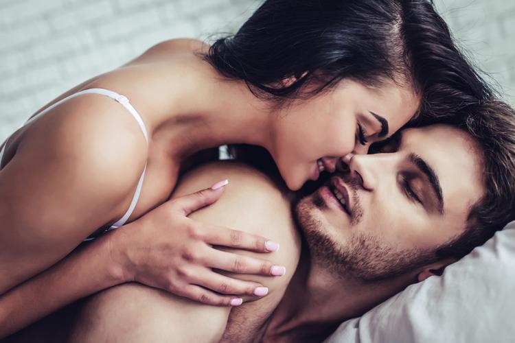Para uprawiająca seks