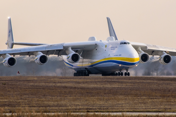 Antonov 225 Mrija