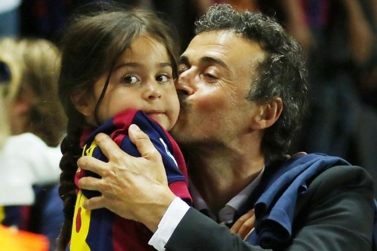 Nie żyje córka piłkarza Luisa Enrique.