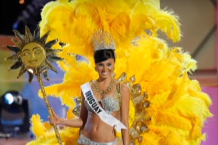 Miss Urugwaju