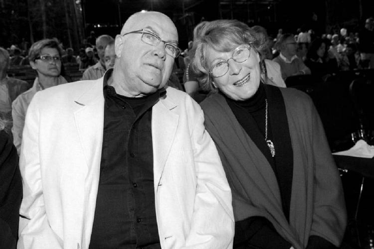 Zbigniew Korpolewski i Irena Santor