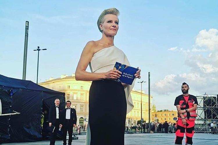 Nowa Fryzura Małgorzaty Kożuchowskiej Gwiazda Wygląda