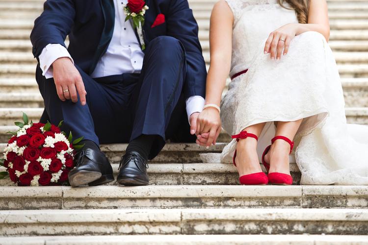 małżeństwo, para młoda