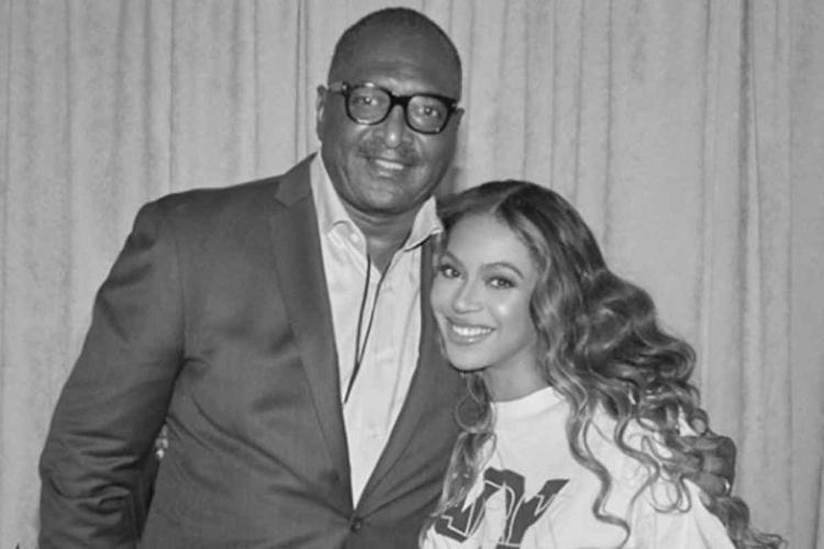 Ojciec Beyonce ma raka piersi.