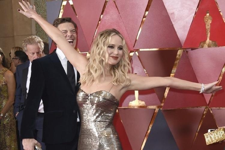 Jennifer Lawrence, Oscary 2018
